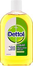 Voňavky, Parfémy, kozmetika Dezinfekčný prostriedok - Dettol Liquid Antiseptic