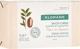 Voňavky, Parfémy, kozmetika Mydlo - Klorane Cupuacu Flower Cream Soap