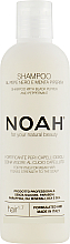Voňavky, Parfémy, kozmetika Spevňujúci šampón s čiernym korením a mätou - Noah