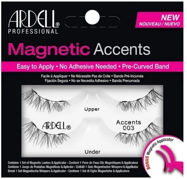 Falošné mihalnice - Ardell Magnetic Lashes Accent 003