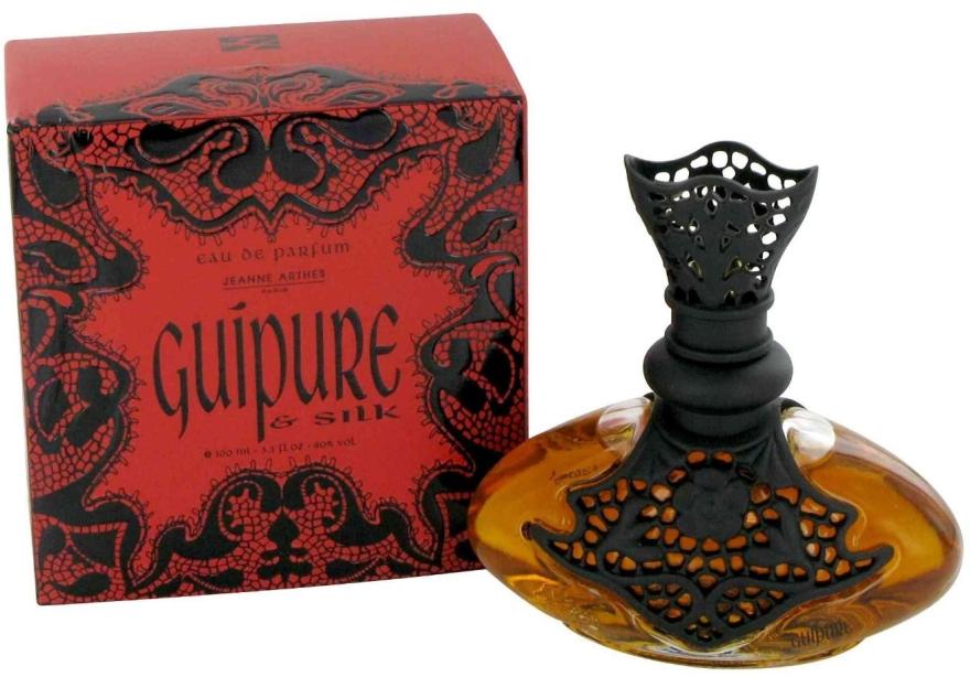 Jeanne Arthes Guipure & Silk - Parfumovaná voda