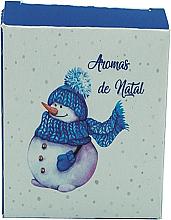 """Voňavky, Parfémy, kozmetika Mydlo """"Fialka"""" v darčekovom balení - Essencias de Portugal Snowman"""