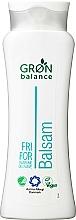 Voňavky, Parfémy, kozmetika Kondicionér na vlasy bez zapachu - Gron Balance