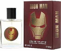 Voňavky, Parfémy, kozmetika Air-Val International Marvel Iron Man - Toaletná voda
