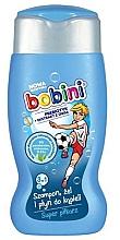 """Voňavky, Parfémy, kozmetika Šampón-gél a pena do kúpeľa """"Super futbalista"""" - Bobini"""
