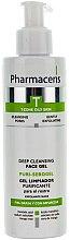 Voňavky, Parfémy, kozmetika Antibakteriálny gél na tvár - Pharmaceris T Puri-Sebopeel Gel