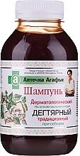 Voňavky, Parfémy, kozmetika Dermatologický dechtový šampón - Recepty babičky Agafy Lekárnička Agafy