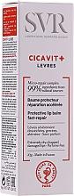 Voňavky, Parfémy, kozmetika Ochranný balzam na pery - SVR Cicavit+ Lip Protective Lip Balm Fast-Repair