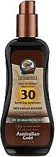 Voňavky, Parfémy, kozmetika Gélový sprej s SPF ochranou - Australian Gold Protetor Solar Gel Spray Bronzeador SPF30