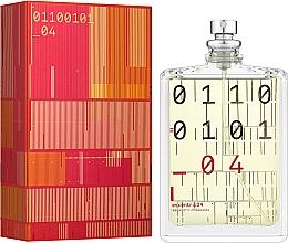 Voňavky, Parfémy, kozmetika Escentric Molecules Escentric 04 - Toaletná voda