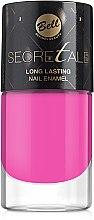 Voňavky, Parfémy, kozmetika Lak na nechty - Bell Secretale Long Lasting Nail Enamel