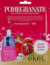 Voňavky, Parfémy, kozmetika Revitalizačná maska s extraktom z granátového jablka - Ekel Pomegranate Ultra Hydrating Essence Mask