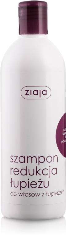 Šampón proti lupinám s čiernou repou - Ziaja Shampoo