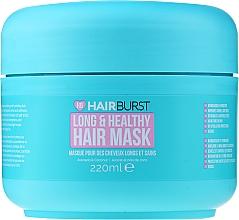 Voňavky, Parfémy, kozmetika Maska na dlhé a zdravé vlasy - Hairburst Long And Healthy Hair Mask
