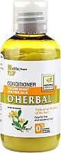 Voňavky, Parfémy, kozmetika Balzam-kondicionér pre objem tenkých vlasov s extraktom arniky - O'Herbal