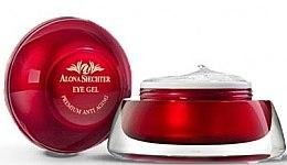 Voňavky, Parfémy, kozmetika Očný gél s prírodnými zložkami a minerálmi z Mŕtveho mora - Alona Shechter Beautyli Eye Gel