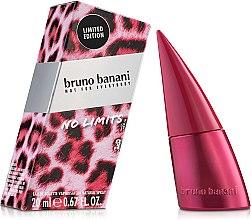 Voňavky, Parfémy, kozmetika Bruno Banani No Limits Woman - Toaletná voda