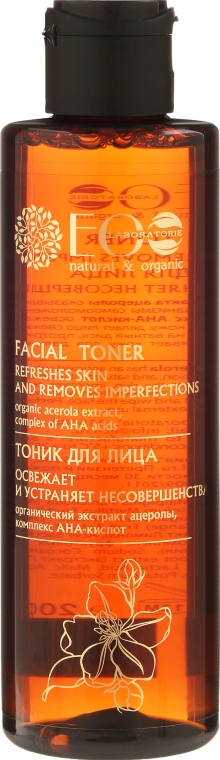 Osviežujúca pleťová voda pre ANA kyseliny - ECO Laboratorie Facial Toner