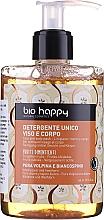 """Voňavky, Parfémy, kozmetika Gél na tvár a telo """"Volpina, hruška a hloh""""  - Bio Happy Volpina, Pear & Hawthorn Face & Body Wash"""