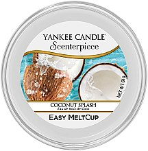 Voňavky, Parfémy, kozmetika Aromatický vosk - Yankee Candle Coconut Splash Scenterpiece Melt Cup