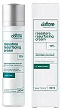 Voňavky, Parfémy, kozmetika Vyhladzujúci nočný krém pre citlivú a kuperóznu pokožku - Dottore Rossatore Resurfacing Cream