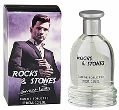 Voňavky, Parfémy, kozmetika Street Looks Rocks & Stones - Toaletná voda