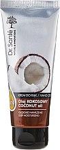 Voňavky, Parfémy, kozmetika Hydratačný krém na ruky - Dr. Sante Hand Cream Coconut Oil