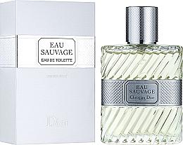 Voňavky, Parfémy, kozmetika Dior Eau Sauvage - Toaletná voda