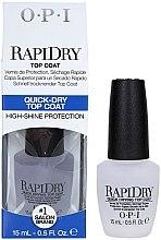 Voňavky, Parfémy, kozmetika Lak pre rýchle schnutie - O.P.I RapiDry TopCoat