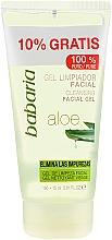 Voňavky, Parfémy, kozmetika Čistiaci gél s aloe vera - Babaria Aloe Vera Face Cleansing Gel