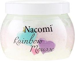 Voňavky, Parfémy, kozmetika Telová pena s príchuťou melónu - Nacomi Rainbow Mousse