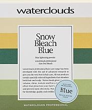 Voňavky, Parfémy, kozmetika Zosvetľujúci púder - Waterclouds Snow Bleach Blue