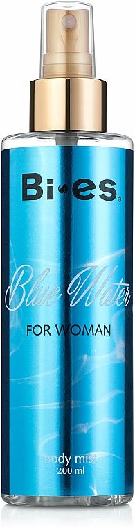 Bi-Es Blue Water - Mist na telo