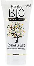 Voňavky, Parfémy, kozmetika Nočný omladzujúci krém - Marilou Bio Creme de Nuit Anti-Age