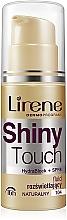 Voňavky, Parfémy, kozmetika Rozjasňujúci krém-púder - Lirene Shiny Touch Illuminating Fluid