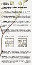 Regeneračné sérum na tvár - Bella Aurora Splendor 10 Serum — Obrázky N3