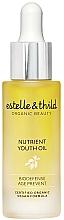 Voňavky, Parfémy, kozmetika Výživný olej na tvár - Estelle & Thild BioDefense Nutrient Youth Oil