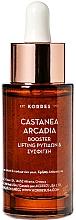 Voňavky, Parfémy, kozmetika Booster na tvár proti vráskam - Korres Castanea Arcadia Aufpolsternder Anti-Falten Booster