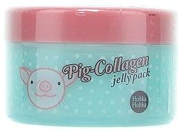 Voňavky, Parfémy, kozmetika Kolagénová nočná maska - Holika Holika Pig-Collagen Jelly Pack