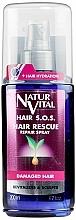 Voňavky, Parfémy, kozmetika Sprej proti krehkosti a vypadávaniu vlasov - Natur Vital Hair Rescue Repair Spray