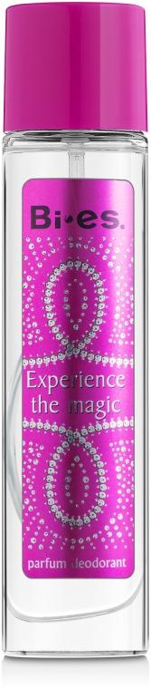 Bi-Es Experience The Magic - Parfumovaný deodorant-sprej