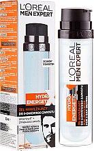 Voňavky, Parfémy, kozmetika Hydratačný gél pre 3-dňové strnisko - L'Oreal Paris Men Expert Hydra Energetic X