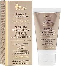 Voňavky, Parfémy, kozmetika Sérum na viečka - Ava Laboratorium Beuty Home Care Eye Contour Serum With Algae & Coenzyme Q10