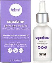 Voňavky, Parfémy, kozmetika Olej na tvár - Indeed Laboratories Squalane Facial Oil