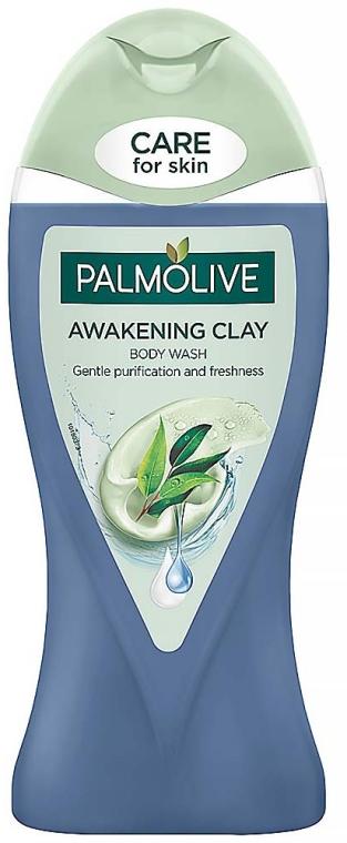 Sprchový gél - Palmolive Eucalyptus Awakening Clay Body Wash