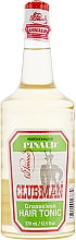 Voňavky, Parfémy, kozmetika Zjemňujúce vlasové tonikum - Clubman Pinaud Greaseless Hair Tonic