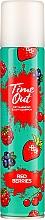 Suchý šampón na vlasy - Time Out Dry Shampoo Red Berries — Obrázky N3