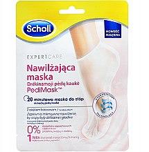 Voňavky, Parfémy, kozmetika Maska na nohy s kokosovým olejom - Scholl Expert Care Foot Mask
