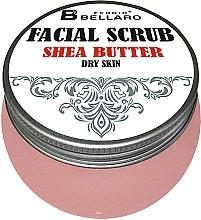 Voňavky, Parfémy, kozmetika Scrub na tvár s bambuckým maslom - Fergio Bellaro Facial Scrub Shea Butter