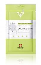 Voňavky, Parfémy, kozmetika Upokojujúca maska - Leaders Tea Tree Relaxing Skin Renewal Mask